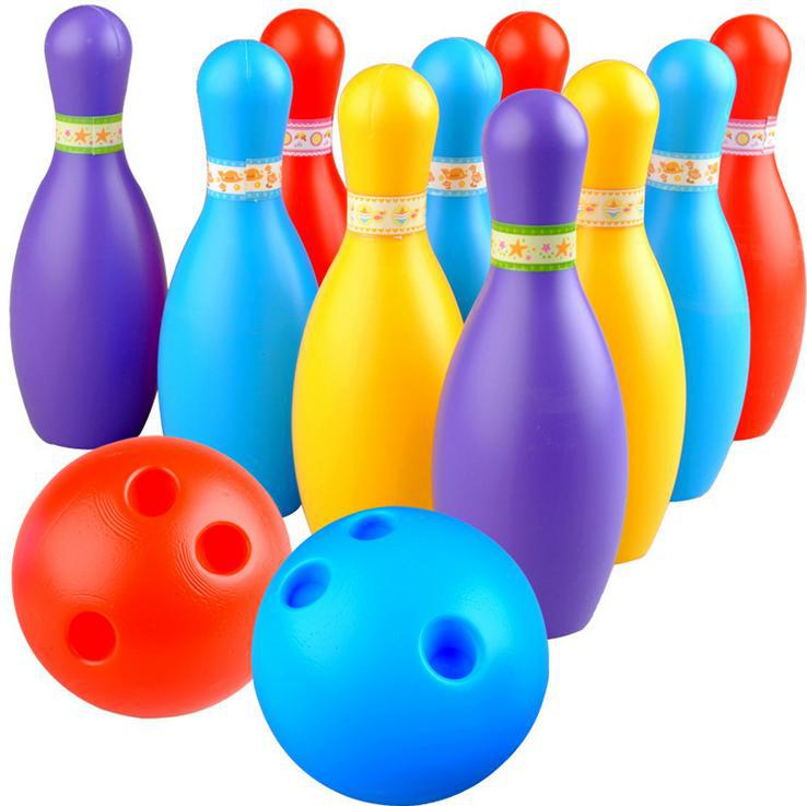 Free Shipping Bowling Toys Intellectual Toys Kids Sports