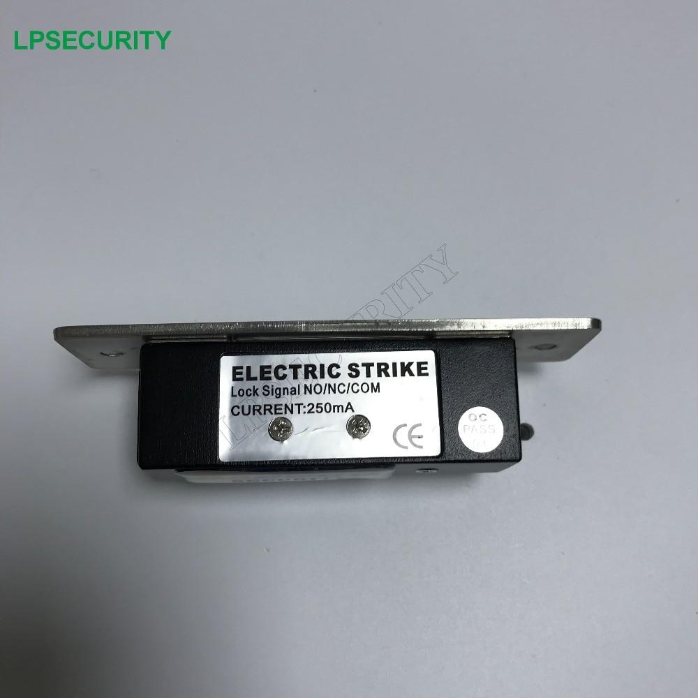 Aliexpress Com Buy Heavy Duty Electric Strike Lock 800kg