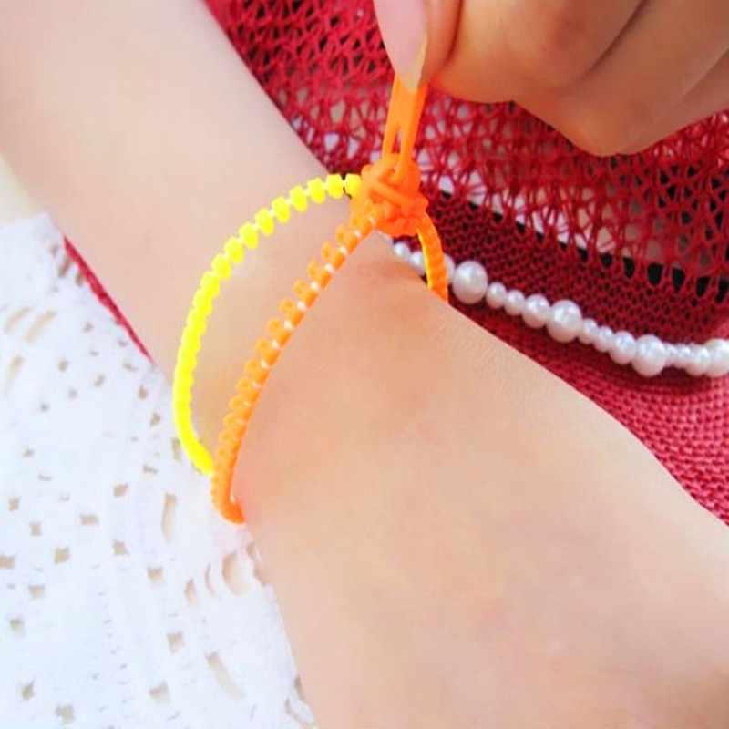 2018 10 шт. набор браслет на молнии дети ручной сенсор игрушки снятие стресса фокус Killing продукты для нервных игрушек антистресс-игрушка