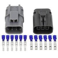 6 핀 2.8mm 시리즈 방수 자동차 커넥터 터미널 DJZ7067-2.8-11/21  7122-1864-40 & 7223-1864-40