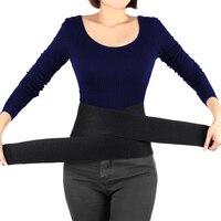 YUMDO Noir Minceur Estomac Latex Taille Fitness Serre Bandeau Taille Trimmer Ceinturon Tummy Control Forme Ceinture Taille Formateur