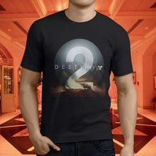 a4e18721907ed New Popular Destiny 2 Bungie Loot Gaming Exclusiv Men s Black T-Shirt Size  S-3XL