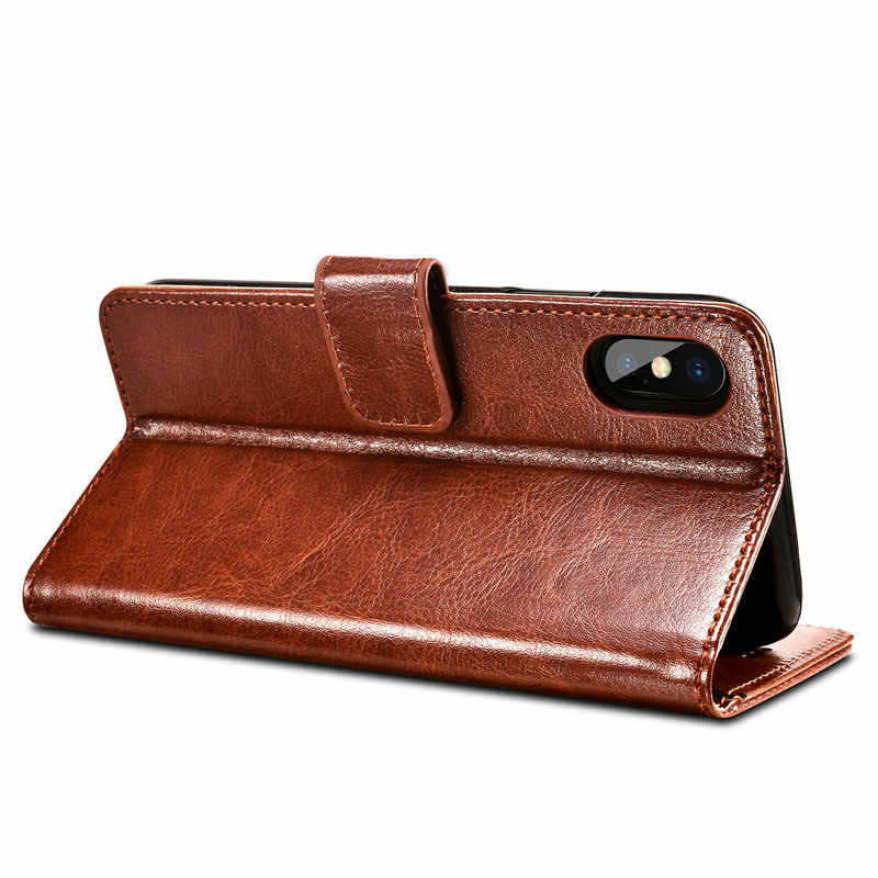 ZOKTEEC Чехлы для Huswei Honor 7A 5,45 дюймов чехол Магнитный Флип Бизнес кошелек кожаный чехол для телефона Honor 7A Pro Coque