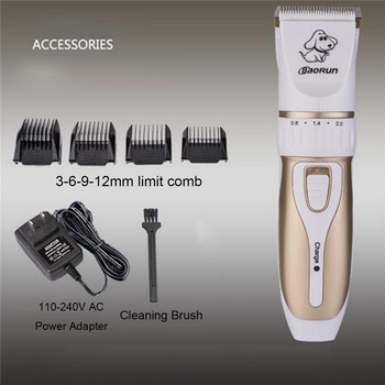 Electric Professional Hair Clipper 3