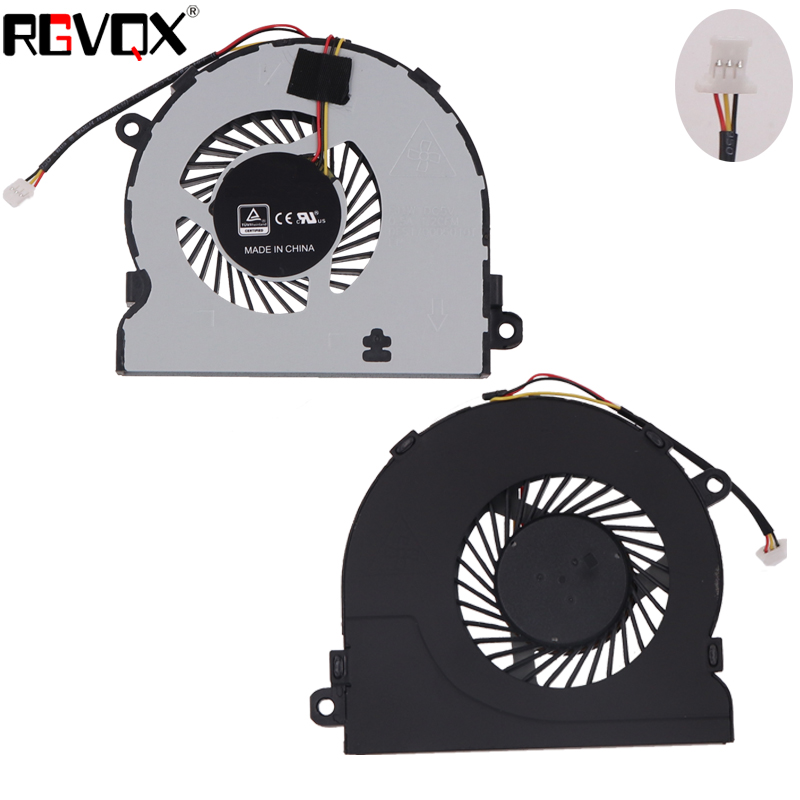 Купить с кэшбэком New Laptop Cooling Fan For DELL 5000 5447 5542 5543 5545 5547 5548 5445 PN DC28000EDS0 MF60070V1-C300-G9A CPU Cooler Radiator