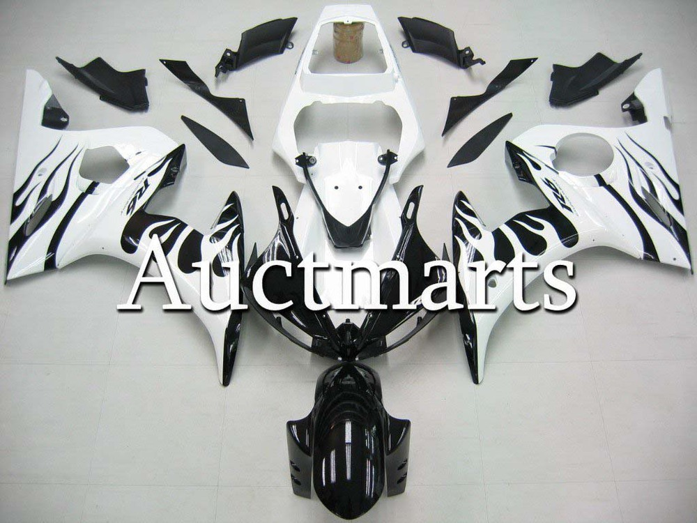 For Yamaha YZF 600 R6 2003 2004 2005 YZF600R ABS Plastic motorcycle Fairing Kit Bodywork YZFR6 03 04 05 YZF600R6 YZF 600R CB12 high quality abs plastic for yamaha yzf600 yzf 600 r6 yzf r6 2003 2004 2005 03 04 05 moto custom made motorcycle fairing kit