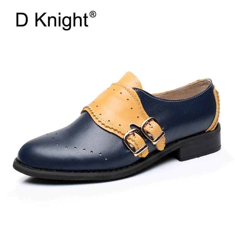 Shoes Genuine Leather Flat Oxford shoes Round Toe Slip-on Casual Handmade Women Oxfords Shoes Soft Mixcolors Flat Loafers Woman hot sale mens italian style flat shoes genuine leather handmade men casual flats top quality oxford shoes men leather shoes