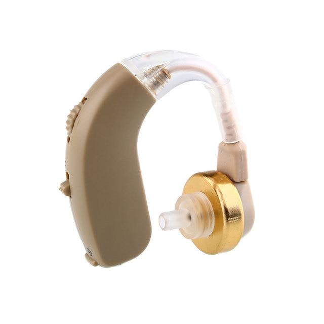 Small Digital Tone Hearing Aids Hearing Aid Behind Ear Sound Amplifier Adjustable Kit For Elder F-137 Aparelho Auditivo