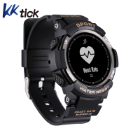 KKTICK F6 Smart Watch Phone NRF51822 Smartwatch Watch For Men IP68 Sleep Monitor Remote Camera Wearable Devices or iOS Android