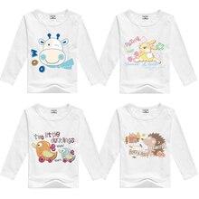 Миньонов тис майка девочка футболка футболки мальчиков мальчик девочек топы длинным