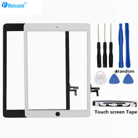 Netcosy A1474 A1475 Touch Screen Digitizer Panel Repair For Ipad 5 For Ipad Air Model A1474