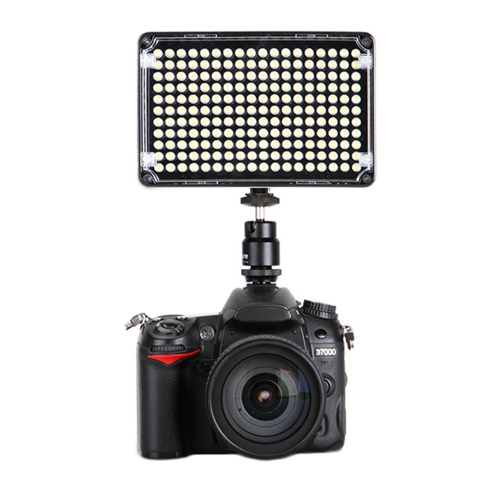 ФОТО Aputure Amaran AL-H198 LED Video Light for Canon Olympus Nikon D800 D800E D700 D810 D750 D600 D610 D4 With Carrying Bag