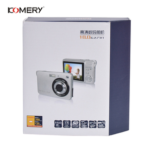 Image 5 - Genuine Komery Original k9 Camera 3.5 inch LCD 1800w Pixel 4X Digital Zoom Time lapse Photography Camcorders Three year warranty