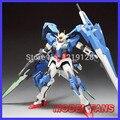 FÃS MODELO DABAN MG montagem FÃS MODELO Gundam modelo 1:100 MOBILE SUIT Gundam OO Sete Espadas Meister Celestial Being Setsuna F