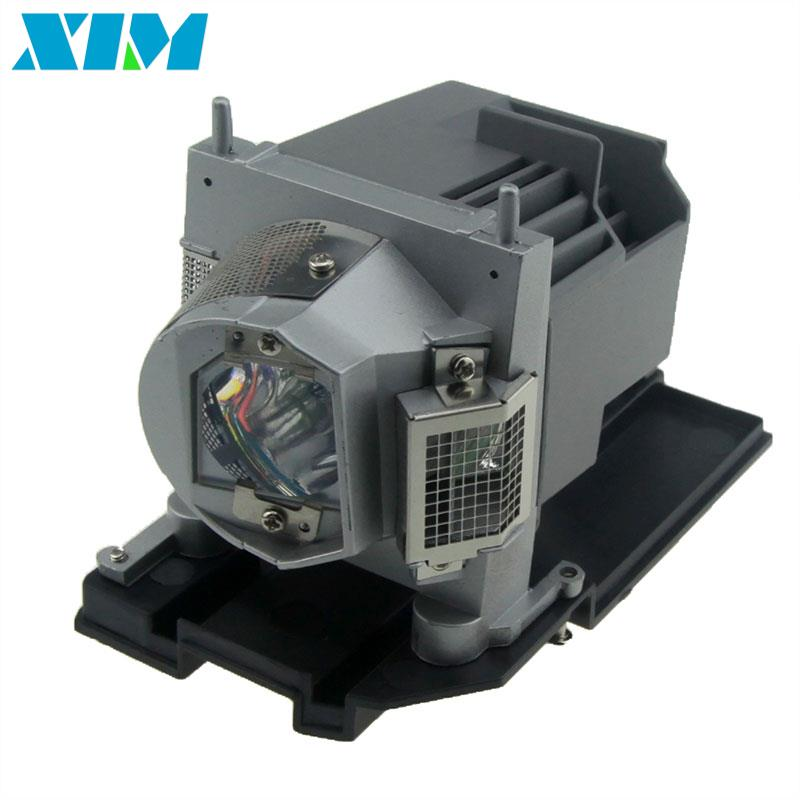 NP24LP High Quality Replacement Projector Bare Lamp/Bulb with Housing for NEC PE401H xim lisa lamps brand new mt60lp 50022277 high quality projector lamp bulb with housing replacement for nec mt1060 mt1065 mt860