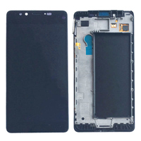 Full LCD Display Touch Screen Digitizer With Frame For Nokia Microsoft Lumia 950 Free Shipping