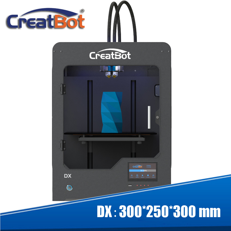 2015 Creatbot High Precision NEW FFF 3D Printer 300 * 250 * 300 mm - Ofis elektronikası