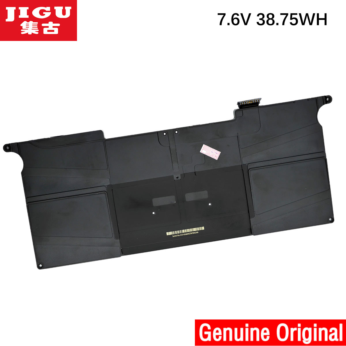 JIGU A1406 Original Laptop <font><b>Batterie</b></font> Für APPLE <font><b>MacBook</b></font> <font><b>Air</b></font> <font><b>11</b></font>