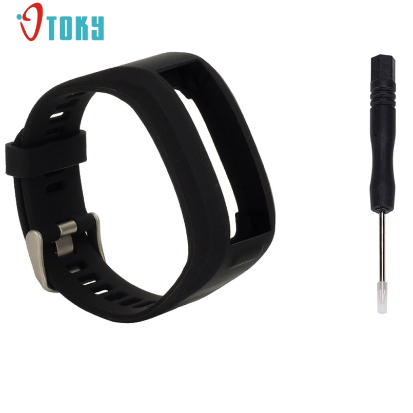 все цены на Excellent Quality Silicone Band Garmin Vivosmart HR Smart Bracelet Strap For Garmin Vivosmart HR Bands Replacement онлайн