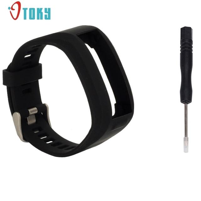 Excellent Quality Silicone Band Garmin Vivosmart Hr Smart Bracelet Strap For Bands Replacement