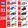 Geniune Tomica Mini Metal Diecast pojazdy zabawkowe samochody prezenty różne typy nowość w pudełku Takara Tomy 81-100