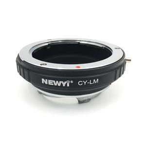 Image 3 - NEWYI CY LM محول ل كونتاكس CY عدسة إلى لايكا M9 M8 مع temap LM EA7 عدسة الكاميرا محول محول حلقة