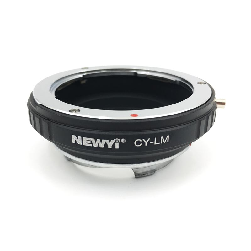 Image 3 - NEWYI CY LM adapter for Contax CY Lens to Leica M9 M8 with TECHART LM EA7 camera Lens Converter Adapter Ring-in Lens Adapter from Consumer Electronics