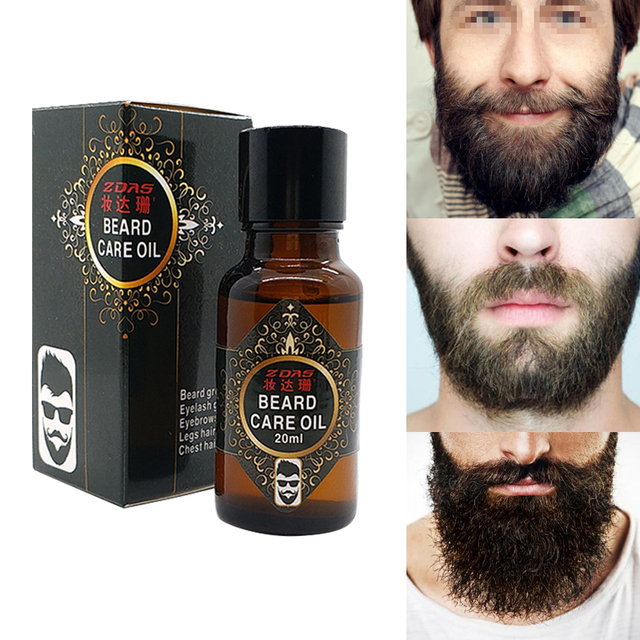 men Facial hair for growth creme