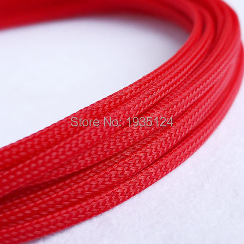 free shipping 10M 4mm Shielding Sheathing Auto Wire Harnessing ...