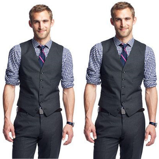 Fashionable Limited Cheap Mens Waistcoat Formal Business Vests ...