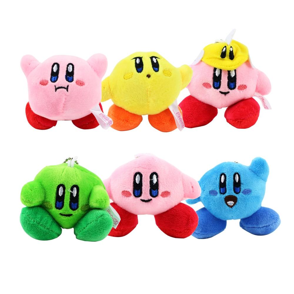 Kirby SOFT VINYL figure 6cm-7cm