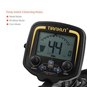 Image 4 - TIANXUN Portable Easy Installation Underground Metal Detector High Sensitivity Metal Detecting Tool with LCD Display