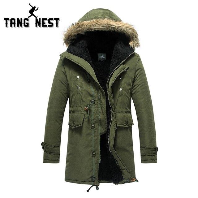 Новое поступление 2016 зима низкая цена три цвета мужская длинном пальто популярных азиатских размер с капюшоном теплый удобный пальто 060