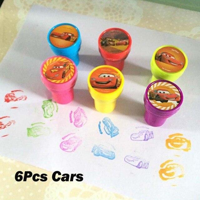 6Pcs Cars