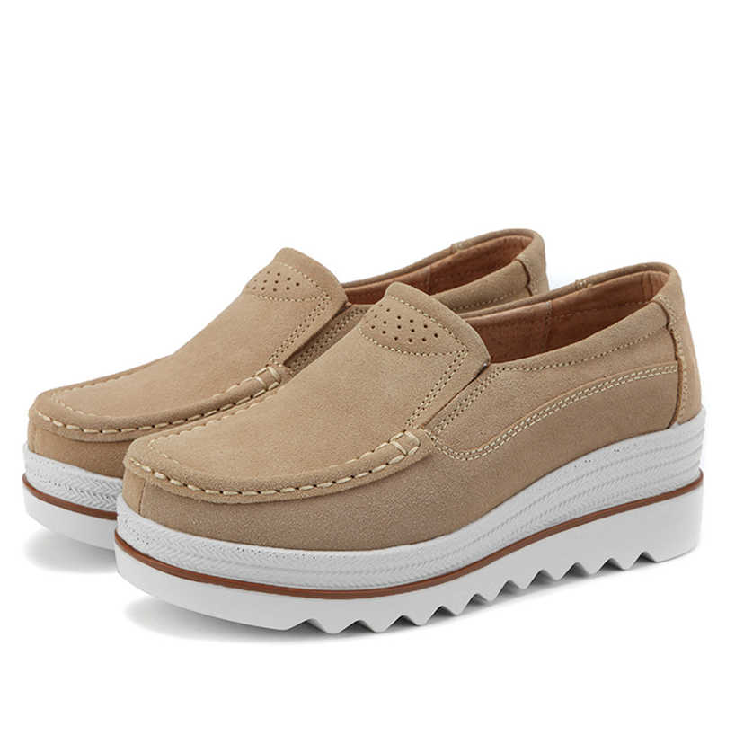 SAGACE Frauen Vulkanisierte Schuhe Casual Keil Plattform Elastische Band Frühling Herbst Zunehmende Schuhe Damen Turnschuhe Weibliche