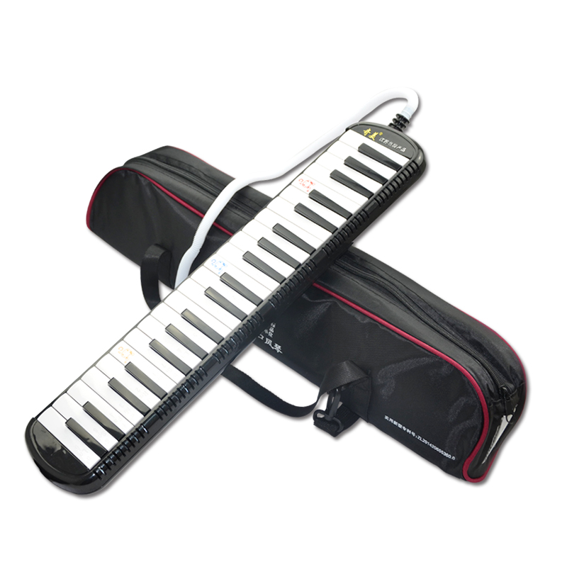 41 Piano Styles Key Melodica Musical Education Instruments Electric Organ Beginner Children Kids Gifts Key C Pianica Qimei QM41A puzzle multifunctional piano baby early education music hand drums intelligent piano toys