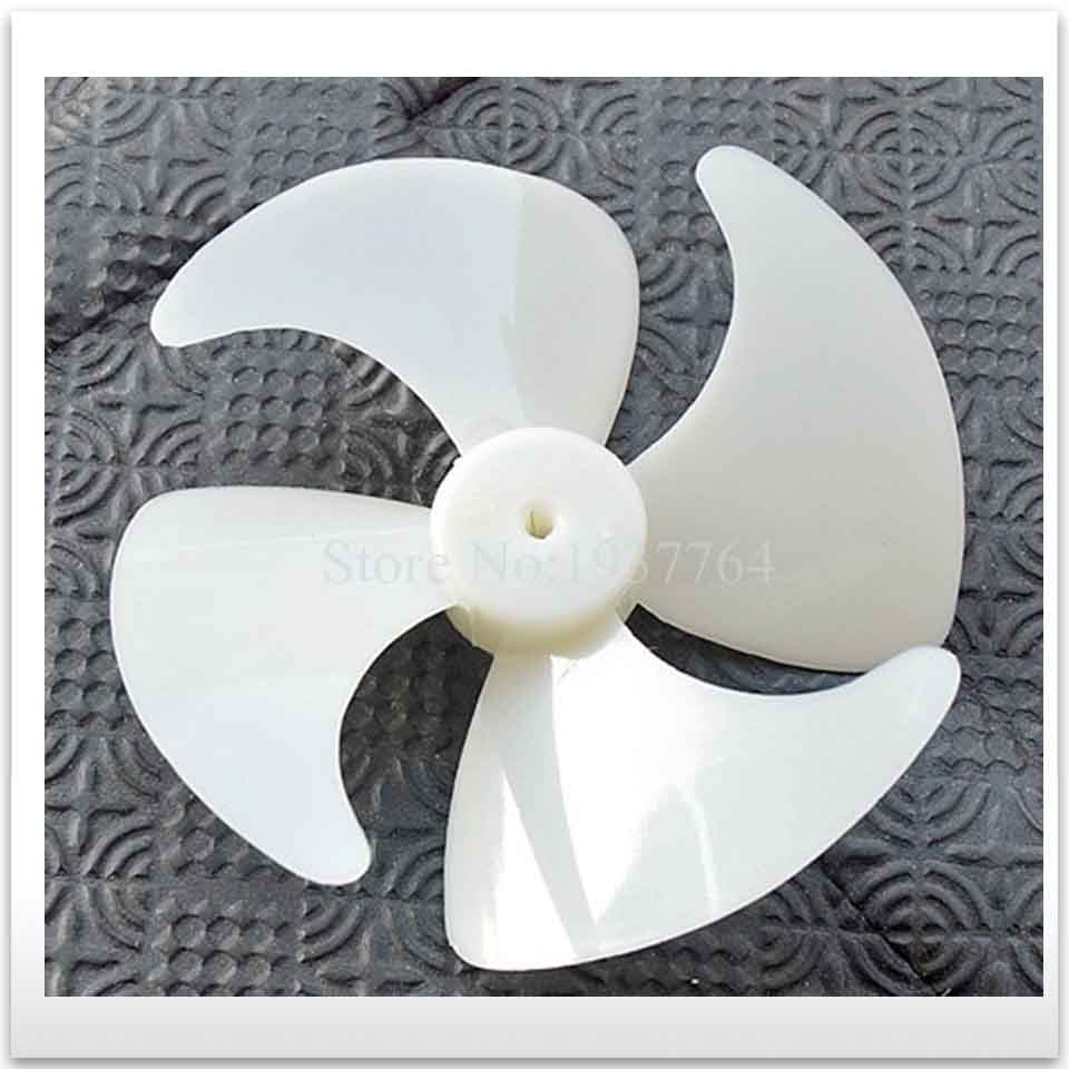 2pcs/lot for new Refrigerator cooling motor fan Plastic air blade 10CM for fan motor yzf-1-6.5-r