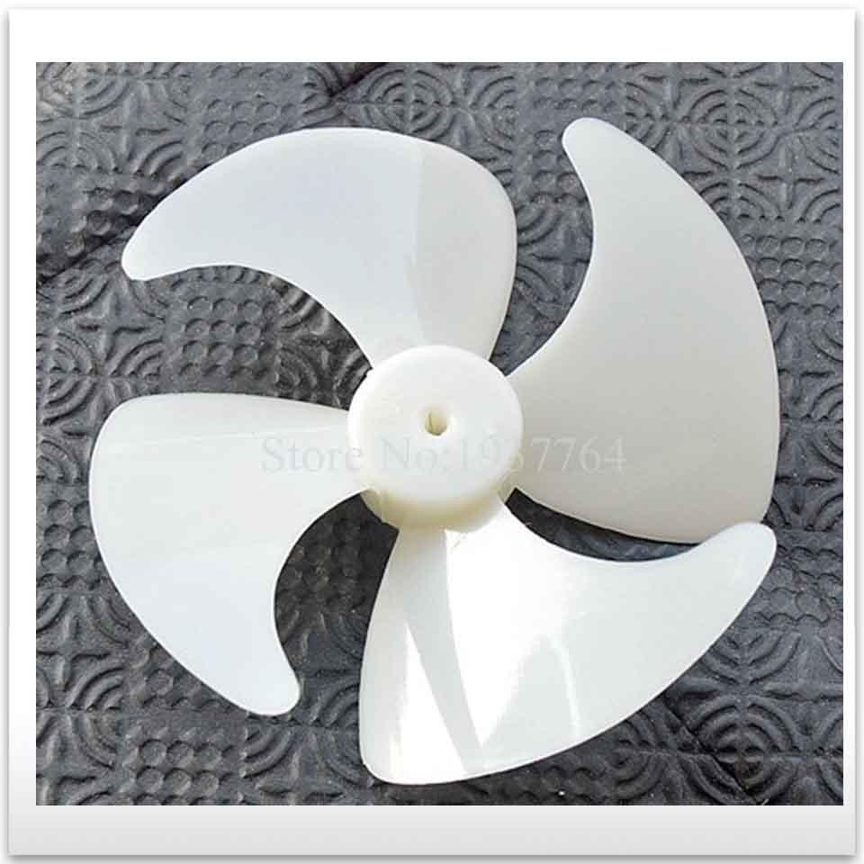 цена на 2pcs/lot for new Refrigerator cooling motor fan Plastic air blade 10CM for fan motor yzf-1-6.5-r