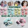 baby girls headwear Cartoon Crown Butterfly Rabbit Heart Girls Hair Clips Hairpin Toddler Kid Children Hair Accessories Hairwear