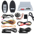 Quality auto PKE alarm system remote engine start stop, push button start, car passive keyless entry kit, touch password keypad