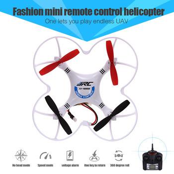 Jjrc jj-1000 headfree 6 axis gyro 2.4g 4ch rc zangão Quadcopter RTF com 360 Degree Eversion Helicóptero de Controle Remoto Brinquedo