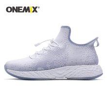 ONEMIX Women Shoes 2019 Summer New Arrival Light Breathable Mesh Professional Marathon Running for Size 43