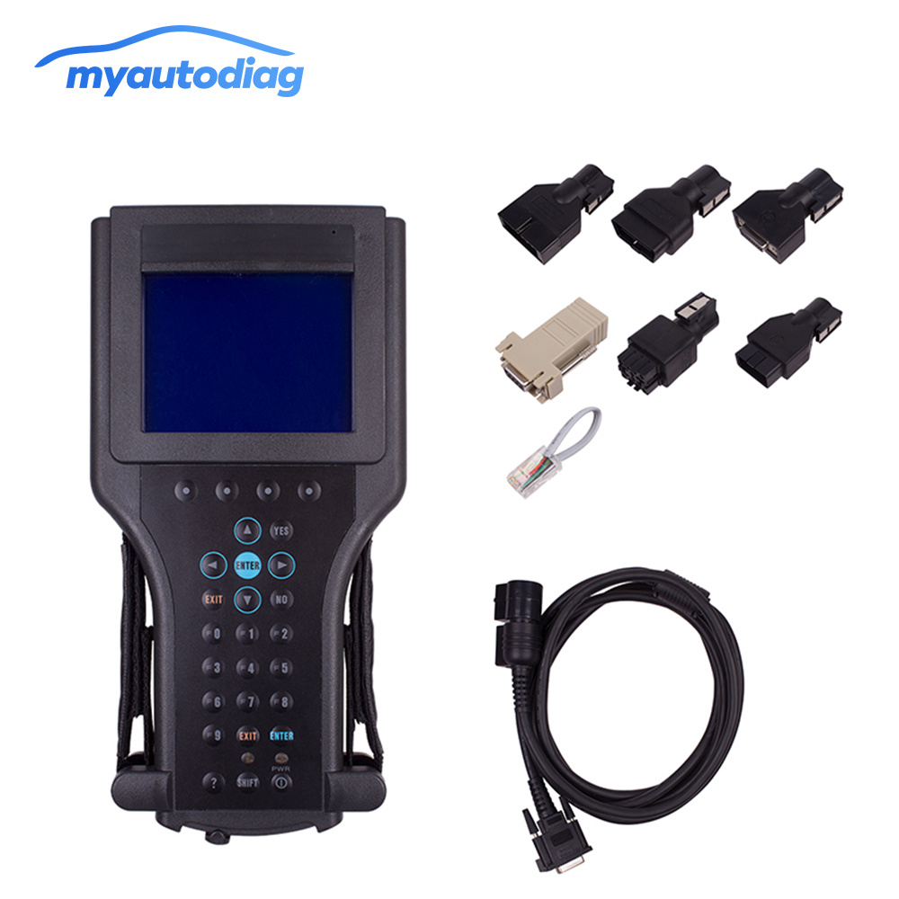 2018 For GM Tech2 Diagnostic Tool for G M SAAB OPEL SUZUKI ISUZU Holden Tech 2