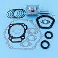 Набор прокладок поршневых колец 88 мм для Honda GX390 13HP генератор газонокосилка Двигатели двигателя 13200-ZE3-010