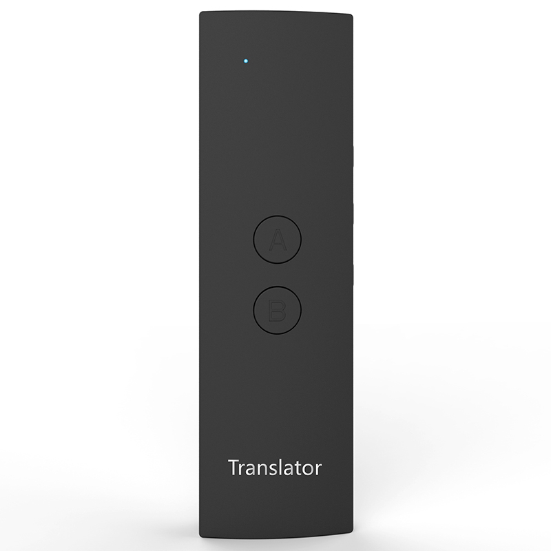 T6 Intelligent Translator Smart Voice Speech Translators Two-Way Real Time 28 Multi-Language Translation For Learning Travelling traducteur vocal instantané