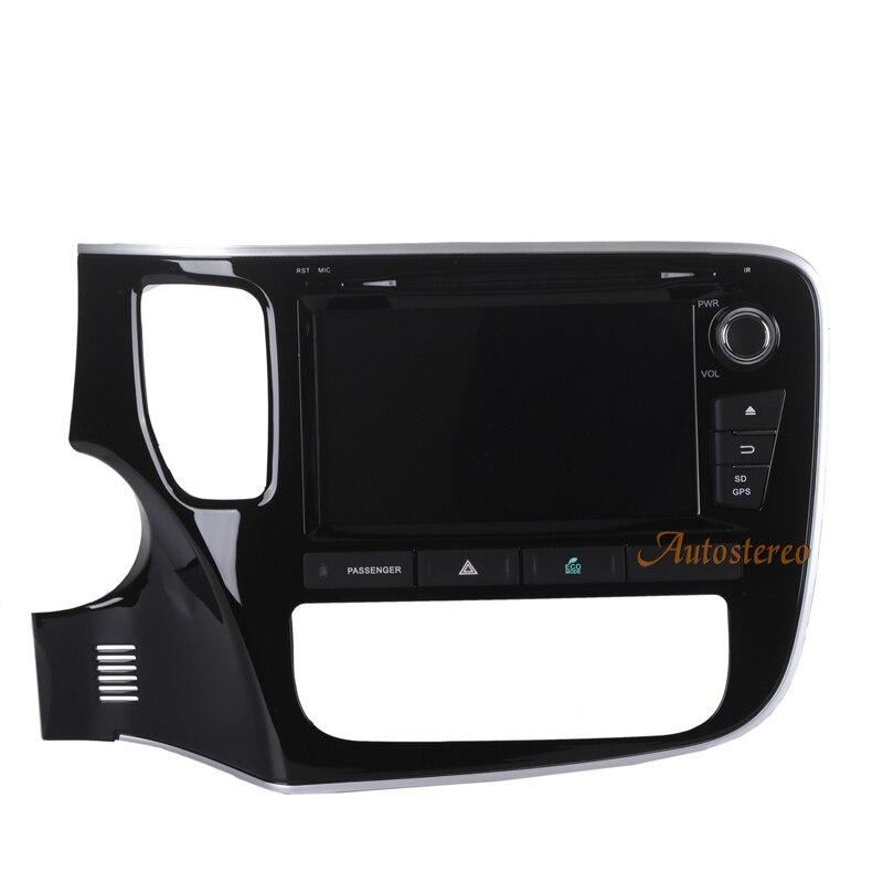 2GB RAM Android 7.1 Car GPS Radio Stereo Head Unit for Mitsubishi Outlander 2014 GPS Navigation Sat Nav Multimedia System car 2 din radio android 7 1 gps navi for chevrolet cruze autoradio navigation head unit multimedia video play stereo 2gb ram