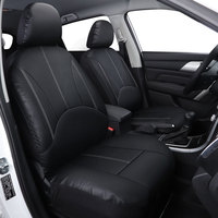 car seat cover covers auto interior accessories leather for hyundai ix 35 ix25 bandeja ix35 santa fe solaris sonata
