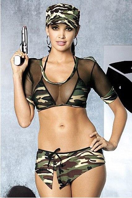 Sexy Soldatinnen