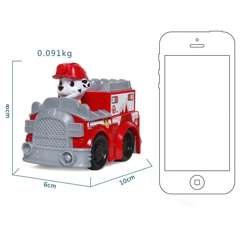Paw patrola Štene Patrol Pas auto patrulla canina Igračke Anime - Igračke figurice - Foto 3