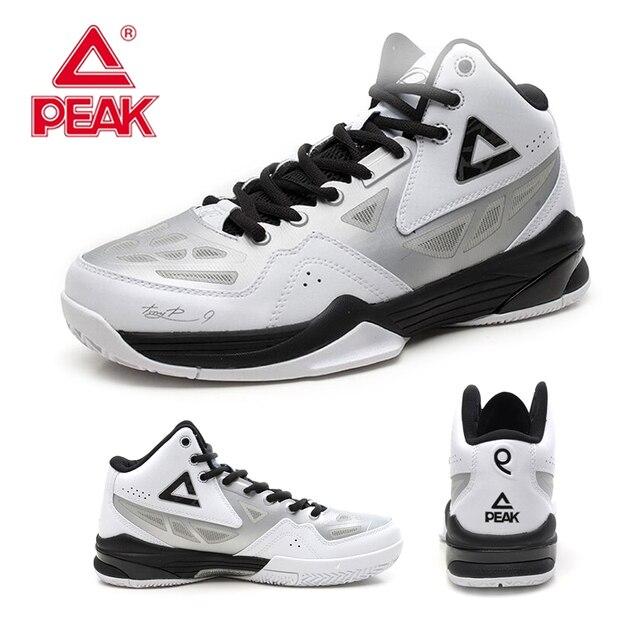Баскетбольная обувь мужские туфли амортизацией Parker TP9 новая дышащая одежда спортивные туфли E42295A пик Бесплатная доставка